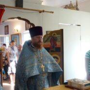 Престольный праздник в храме Успения Пресвятой Богородицы